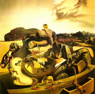 Autumn Cannibalism (Dali, 1936/1937)